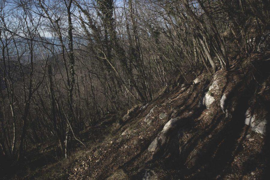 Sant'Anna di Stazzema e la traversata del monte Lieto