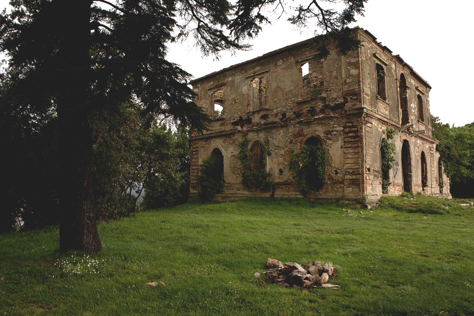 Villa Bosniaski – da Mirteto al Monte Castellare