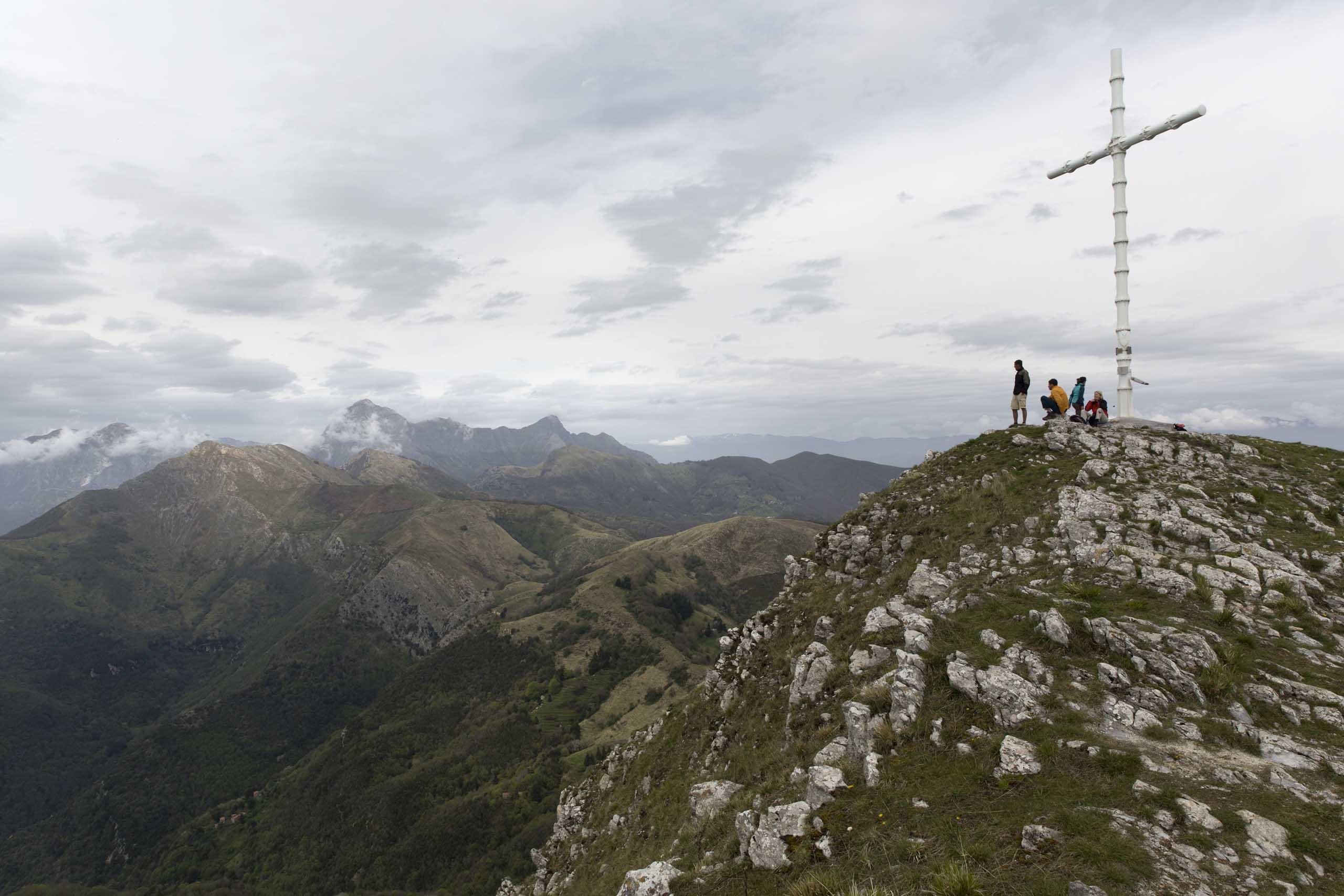Monte Prana: il gigante che dorme