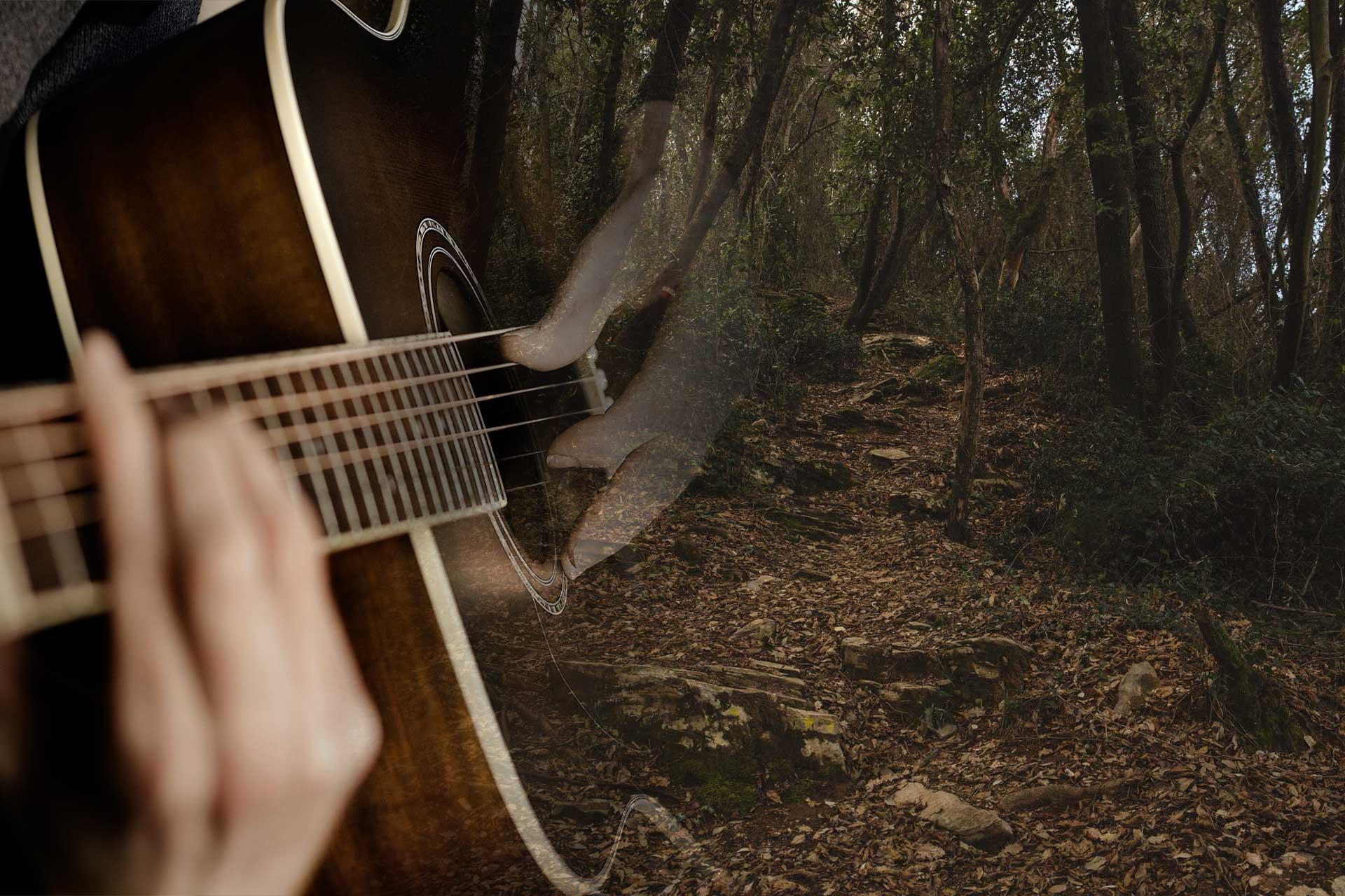 Trekking e Musica sul Monte Pisano