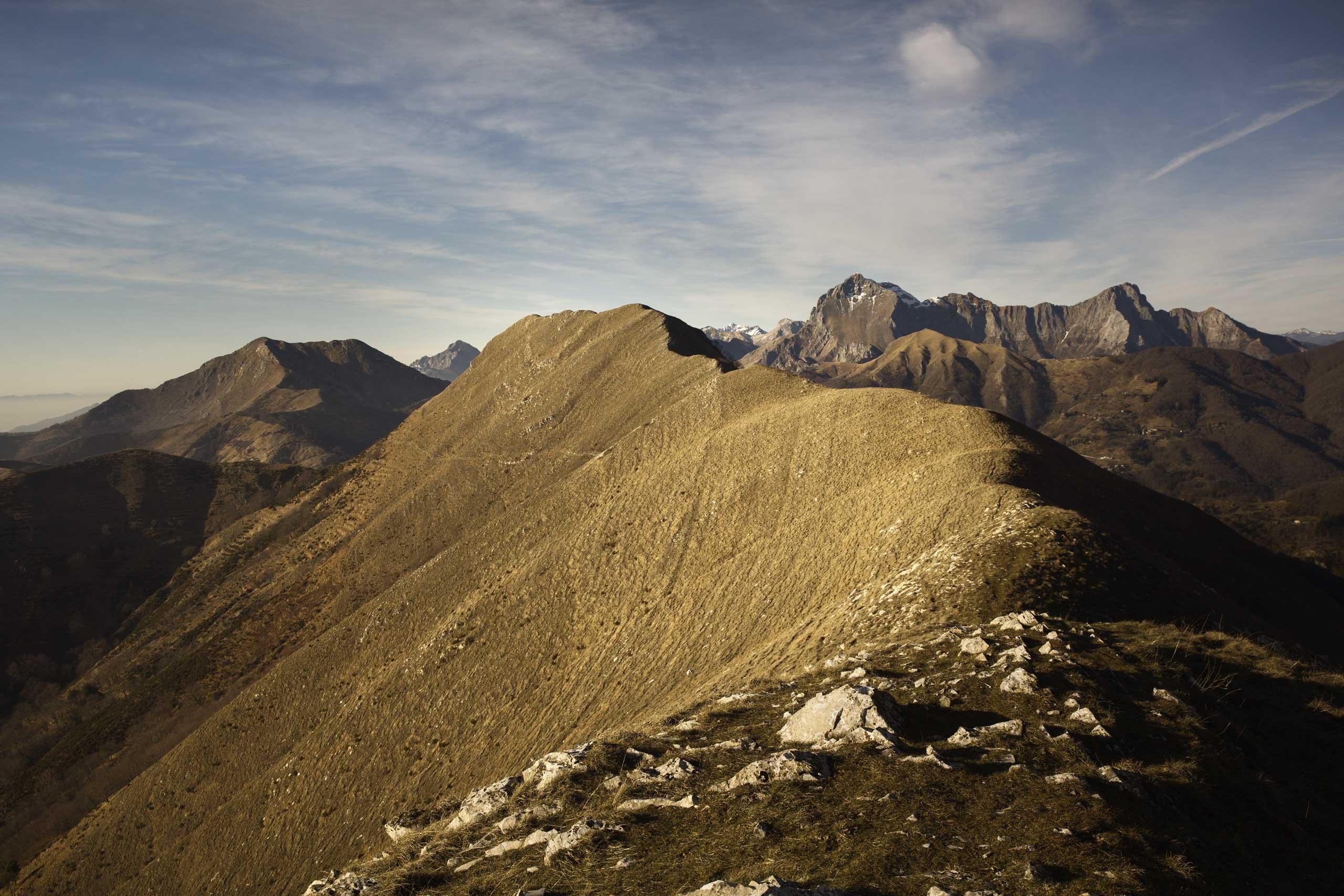 Monte Piglione: un crinale facile e spettacolare