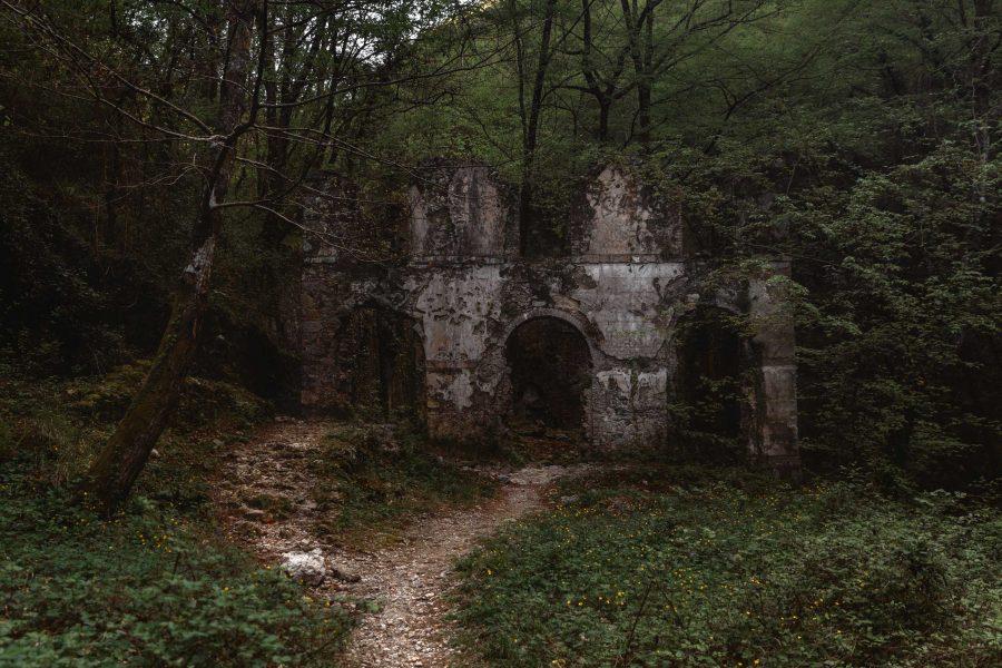 Escursione fotografica a Candalla
