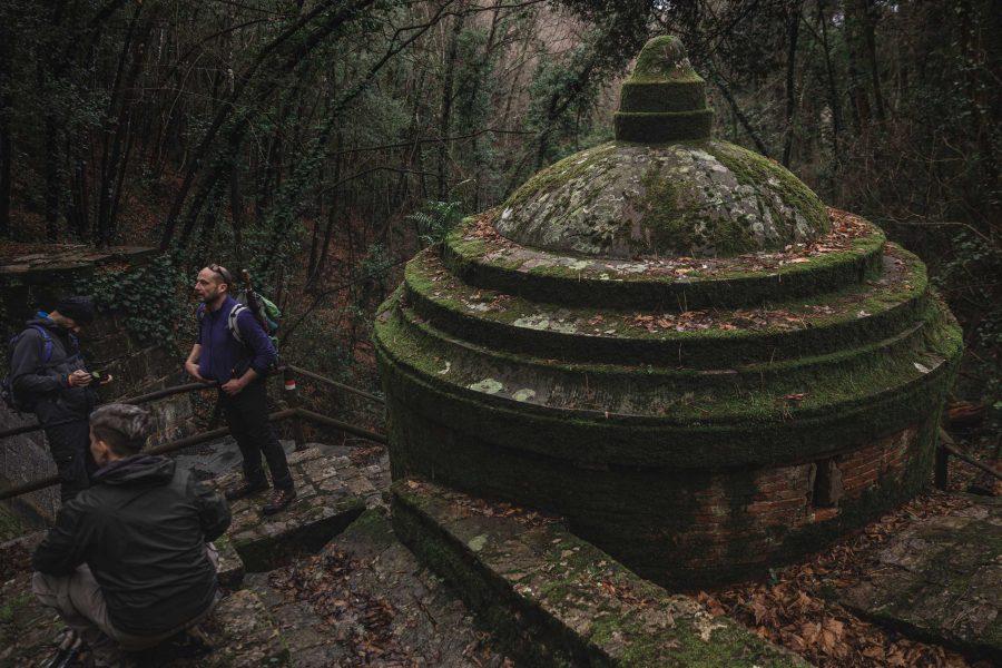 Acquedotto di Colognole: escursione fotografica